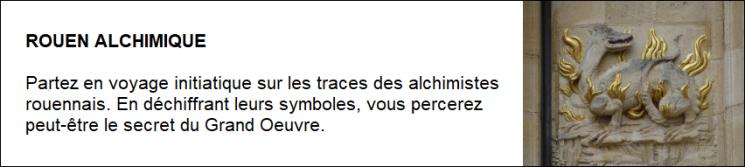 Rouen alchimique