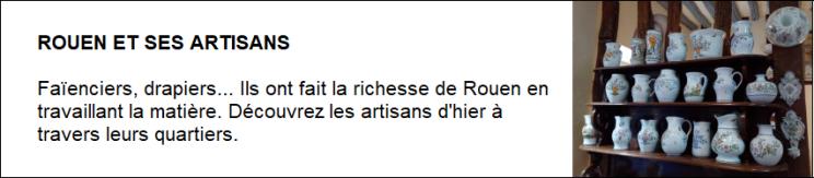 Rouen et ses artisans