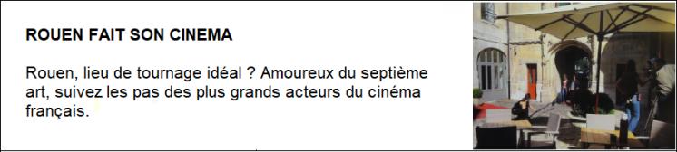 Rouen fait son cinéma
