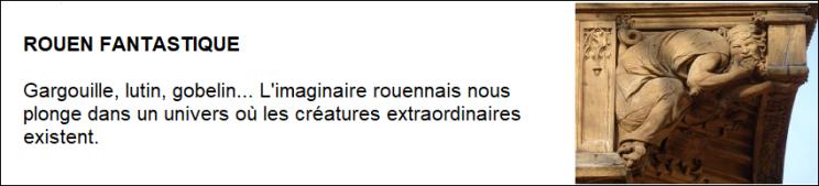 Rouen fantastique
