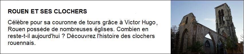 Rouen et ses clochers
